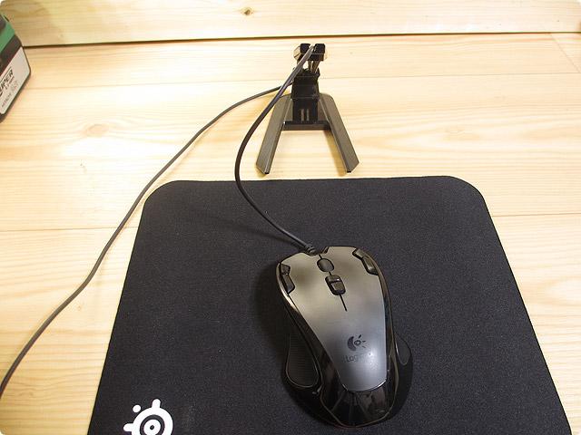 Razer Mouse Bungee(マウスコード マネジメント システム)セット